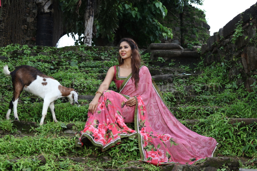 Sonam Outdoor Photoshoot