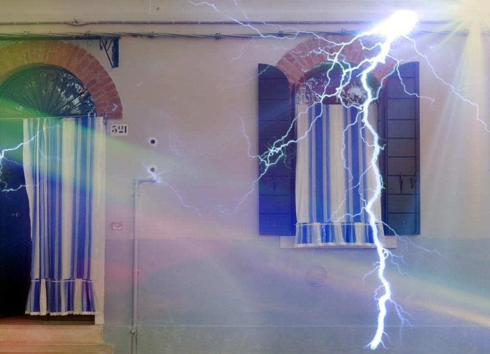La lumière électrique...