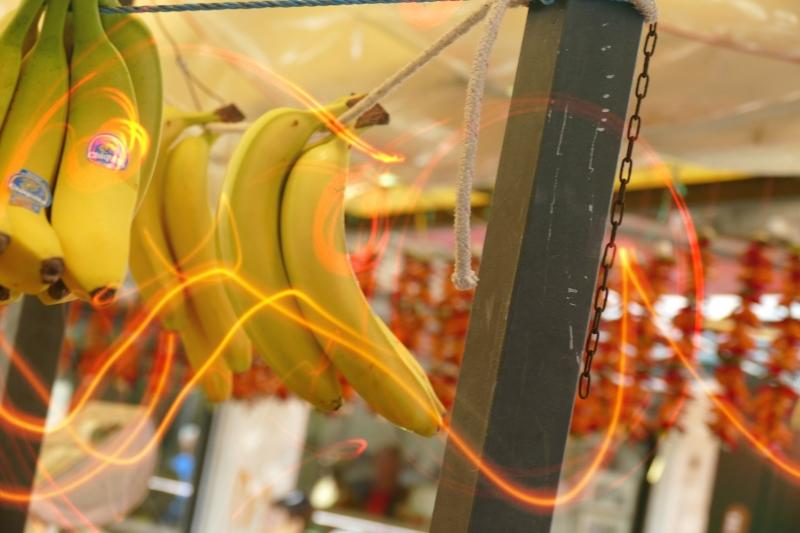 Les bananes s