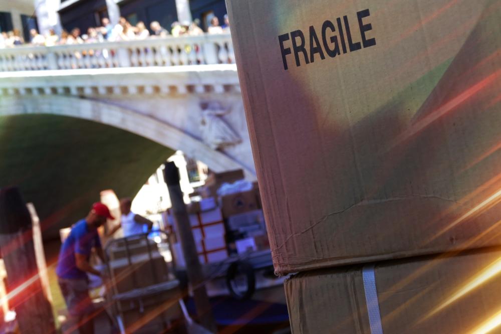 Un monde en couleurs est aussi fragile...