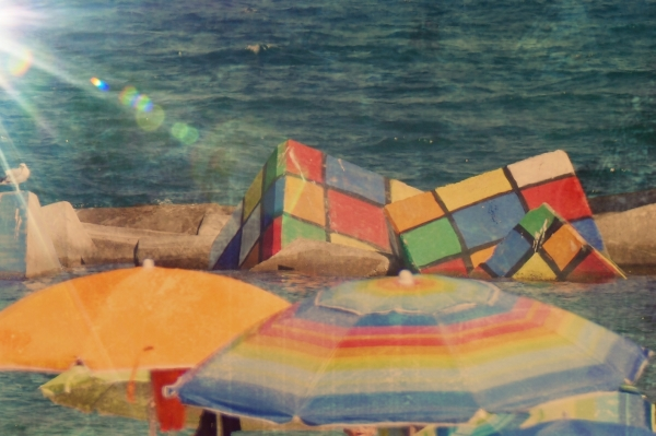 Ne pas se noyer avec les couleurs et la lumière...