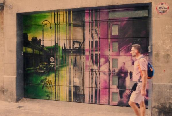 Entrer dans l'urbanisme...