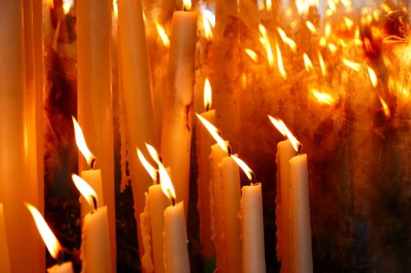 L'esprit du feu du Carmel...