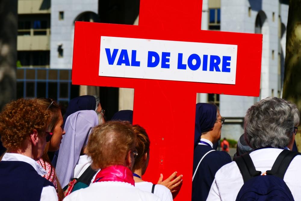 Je ne me tiens jamais loin de mon Val de Loire...
