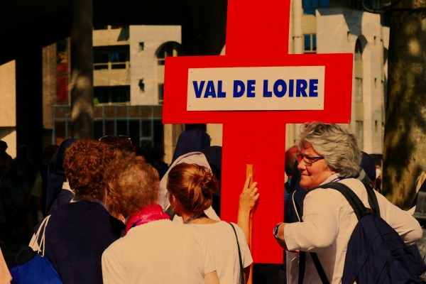 C'est l'heure de voir les gens du Val de Loire...