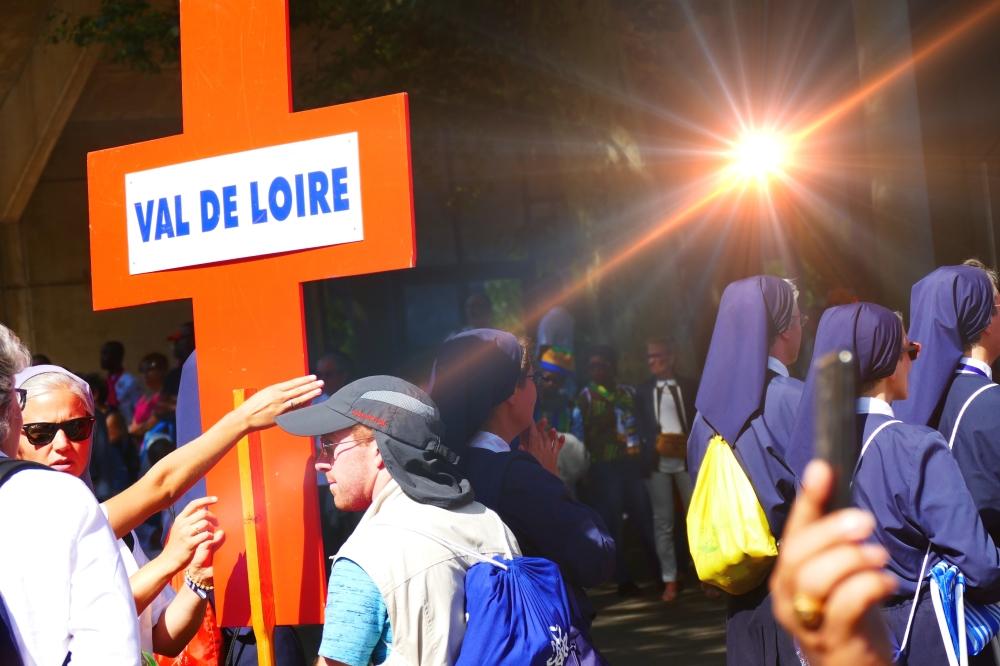 Mon Val de Loire est ma lumière qui me suivra ...
