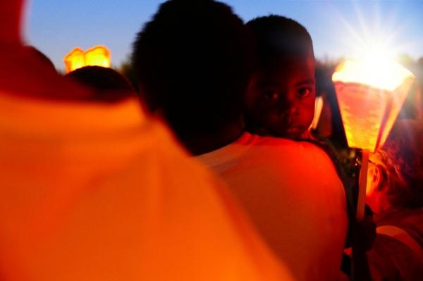 Le regard d'un enfant,c'est une lumière à nos yeux
