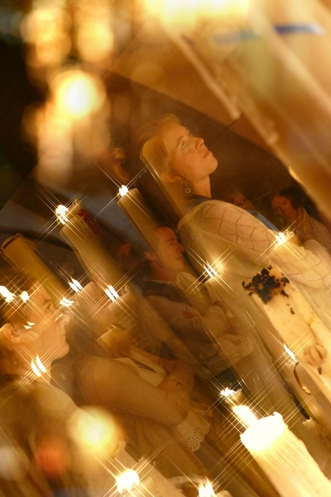 Chercher la lumière en soi...