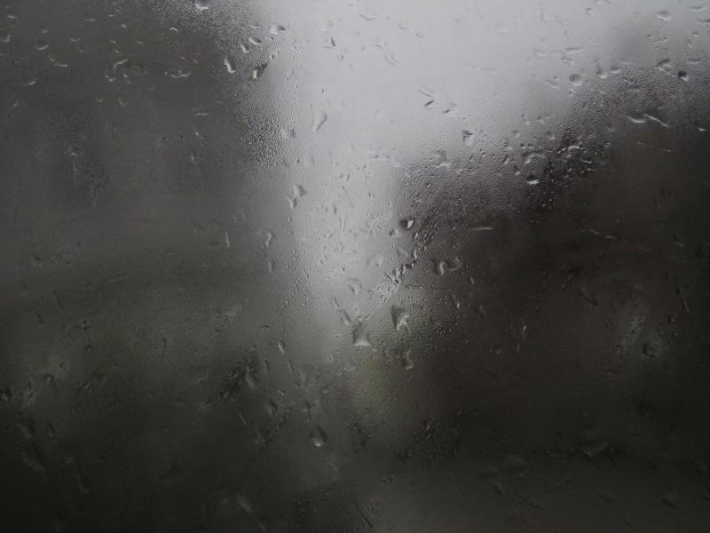 Rain Window No. 5