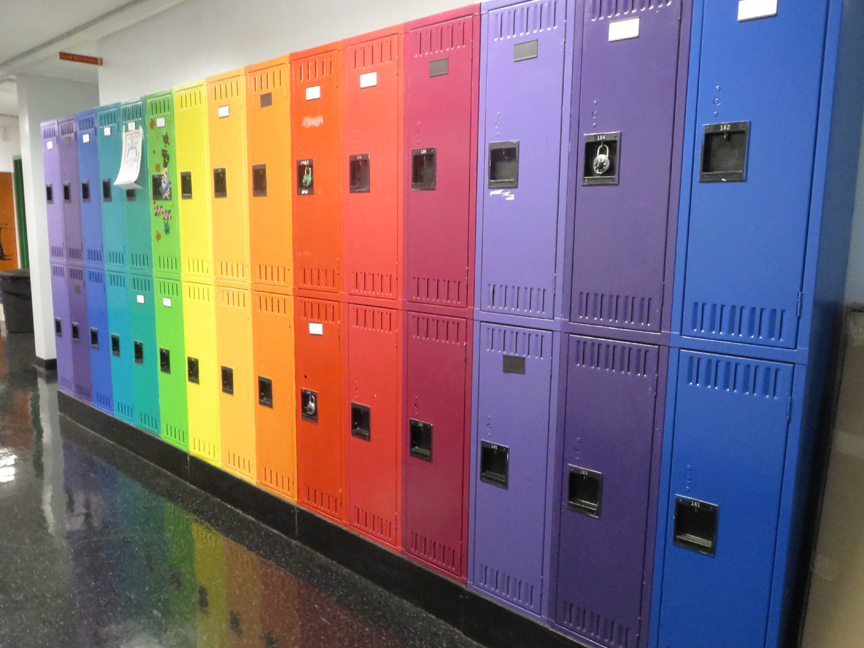 Lockers of Life