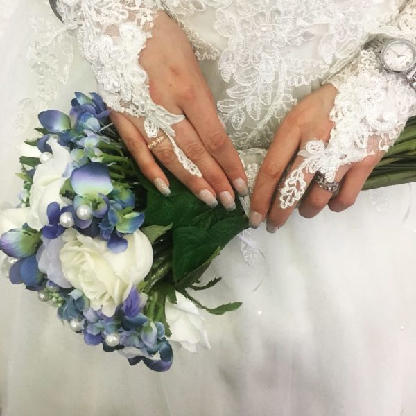 ۲. عروسی گل+ی