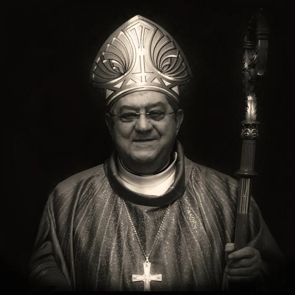 Cardinale Sepe ,, foto Augusto De Luca