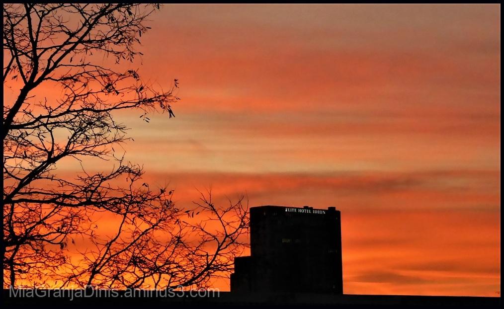 Sun Rise in Lund - Sweden