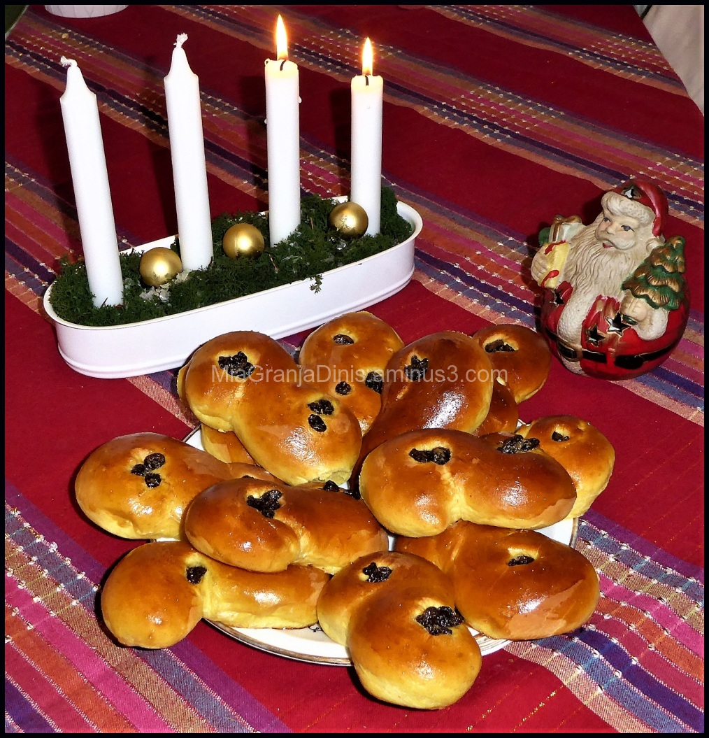 Swedish Saffrons Buns