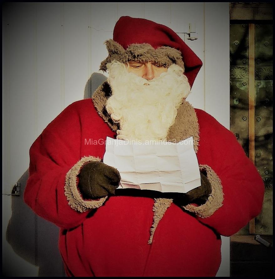 Santa Claus from Lund - Sweden