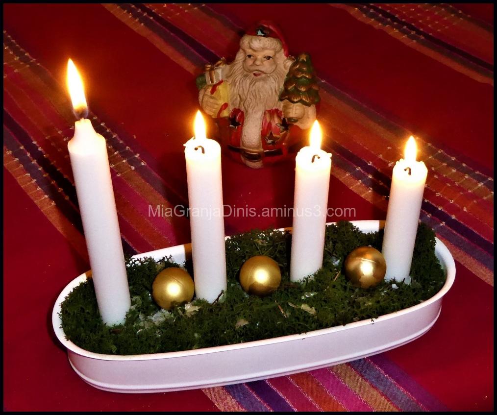 4th Advent - Christmas Eve