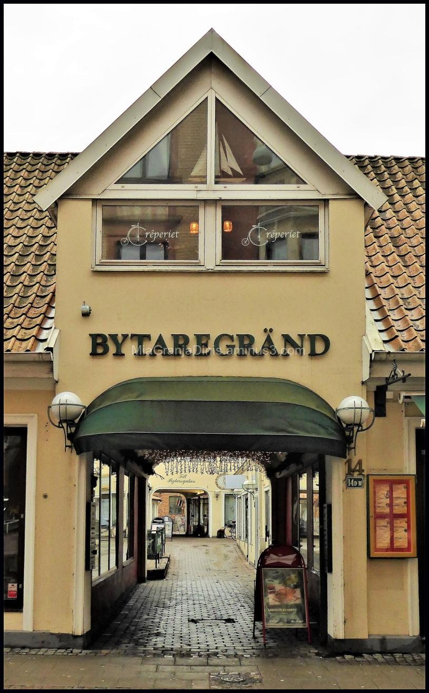 Bytaregränd i Lund