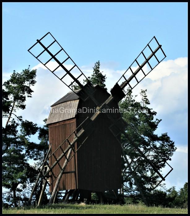 Windmill on Öland