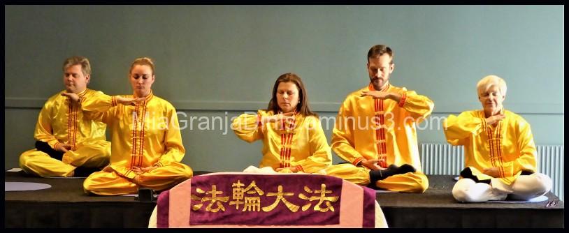 Peaceful Meditation - Falun Gong