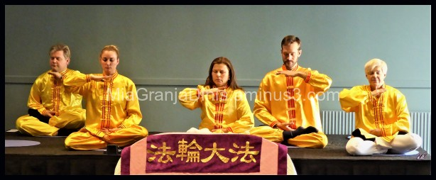 Peaceful Meditation - Falun Gong