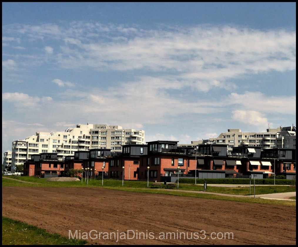 Island in Malmö