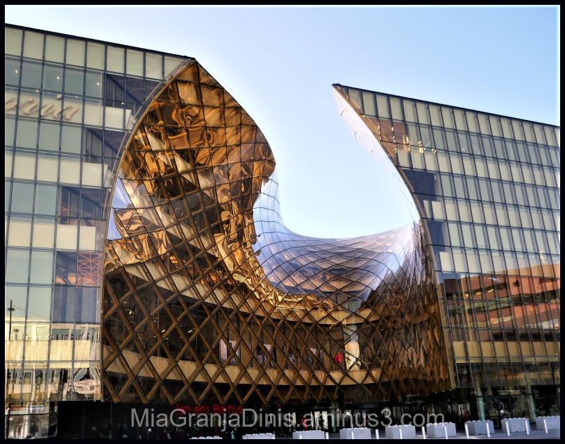 Shopping Mall Emporia in Malmö