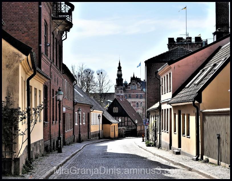 Lund City in Sweden