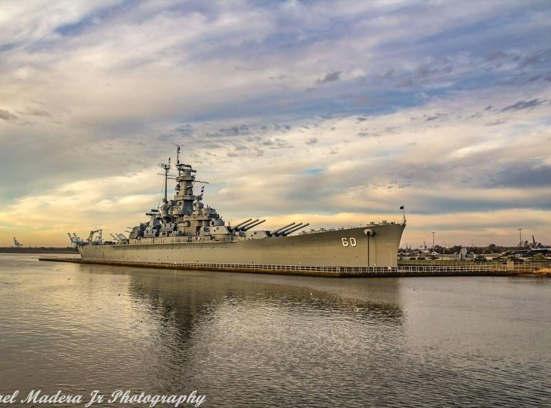 The mighty USS Alabama