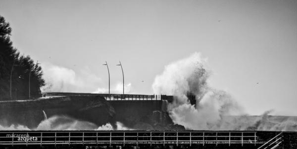 temporal de mar