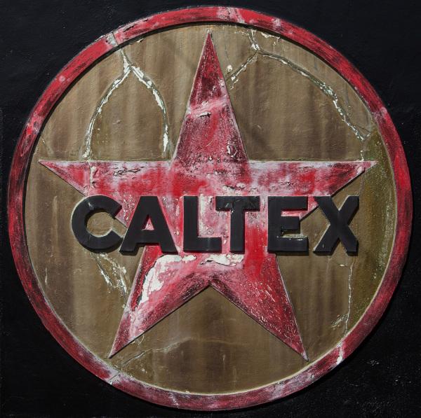Caltex Emblem Waihou Russell's garage