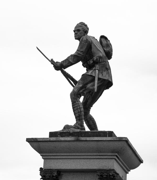 Te Aroha War Memorial