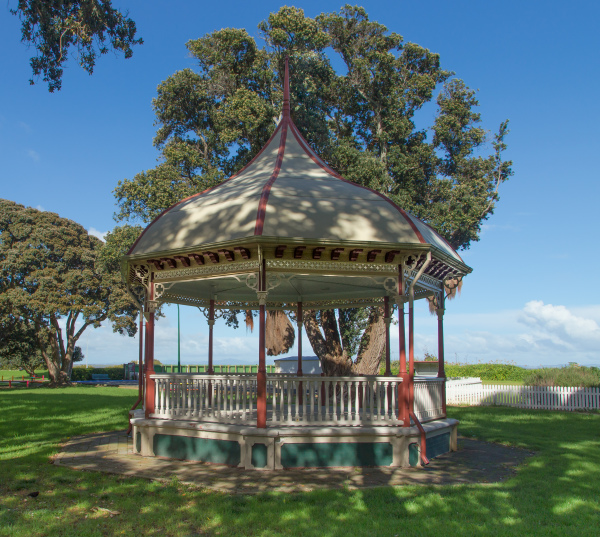 Bandstand at Thames
