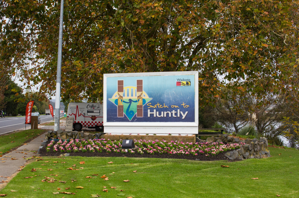 Huntly in late autumn
