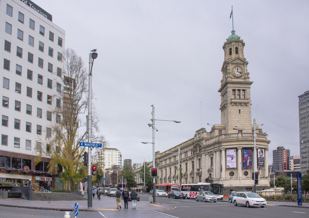 Auckland in Winter 3