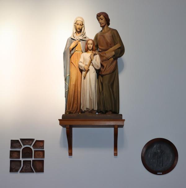 Saint Benedict's Interior