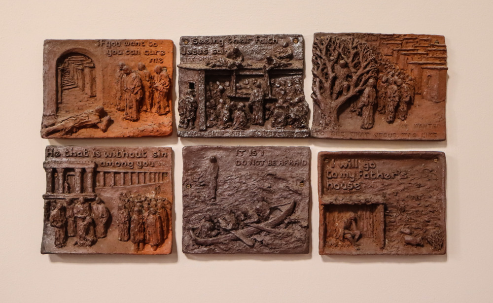 Clay Tiles - St Benedicts