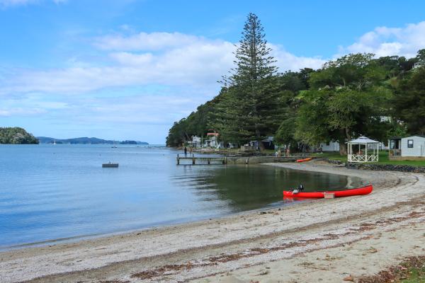 Sandspit Bay