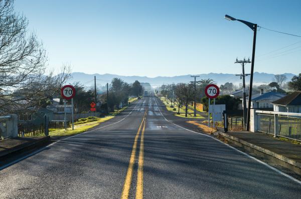A Frosty Waikato Morning