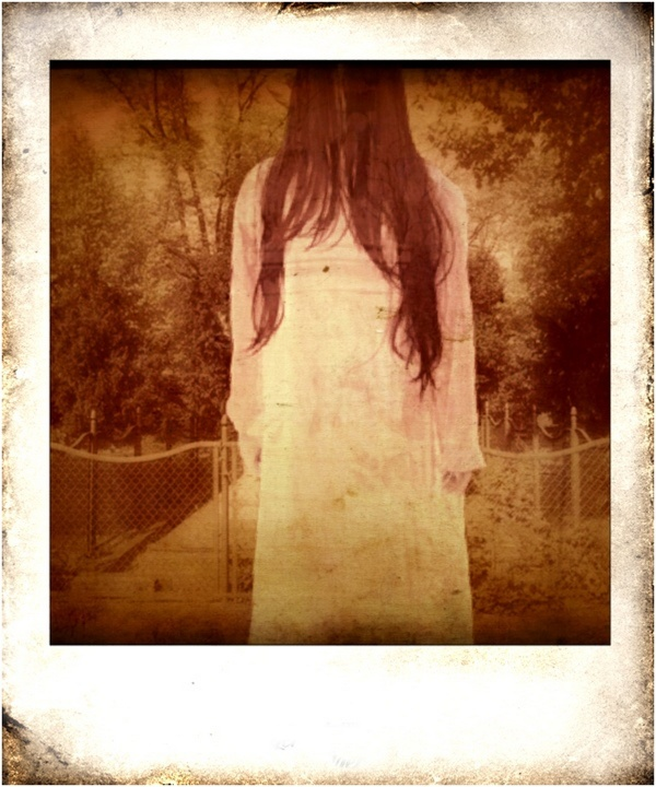 reworked take, horror-faking polaroid