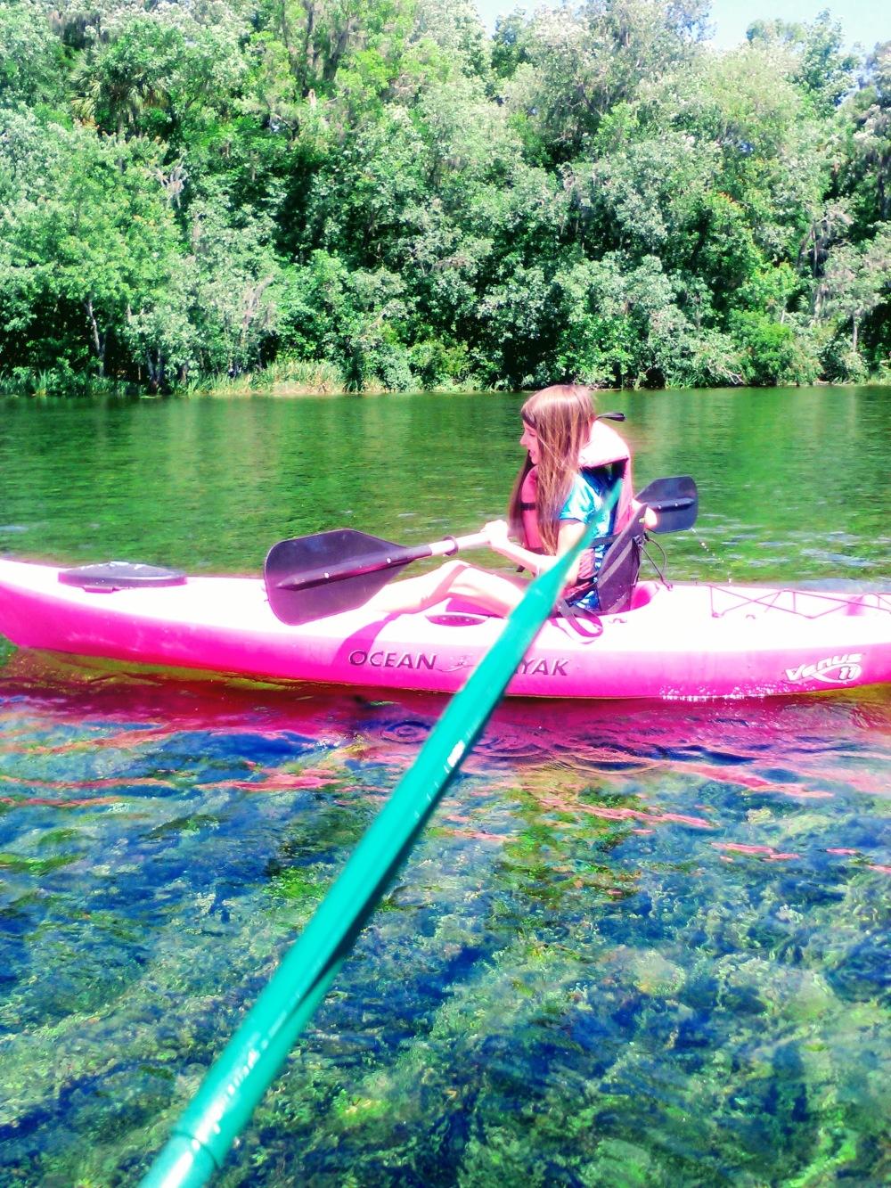 Rainbow River VI