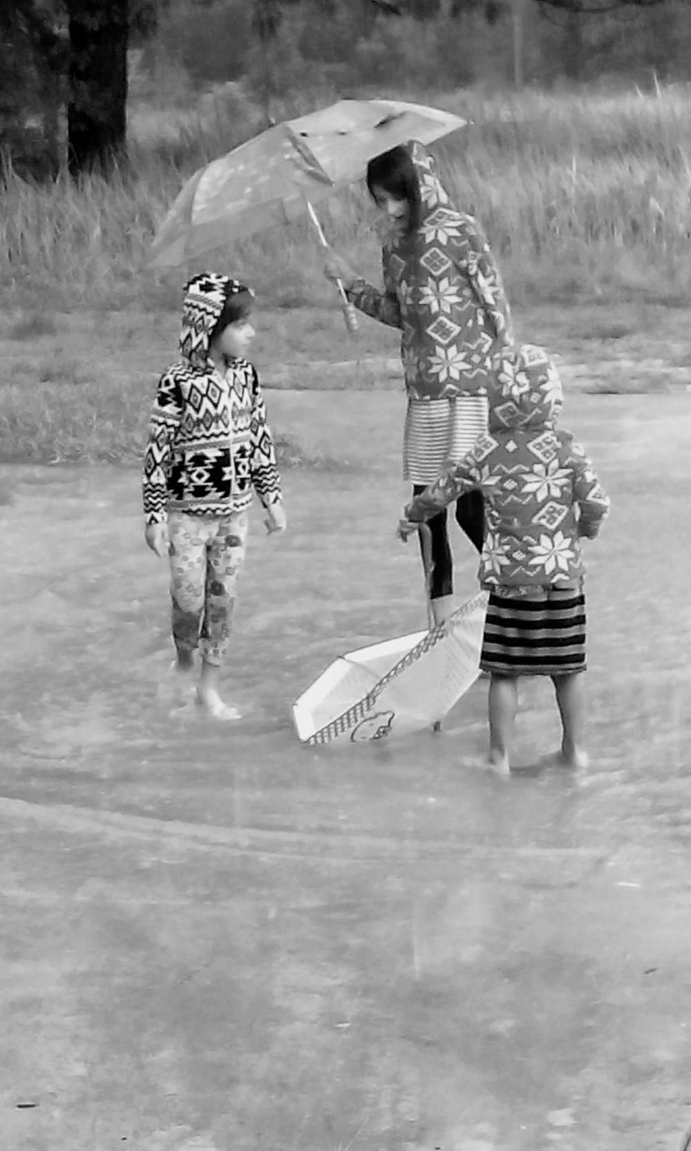 Rain Play II