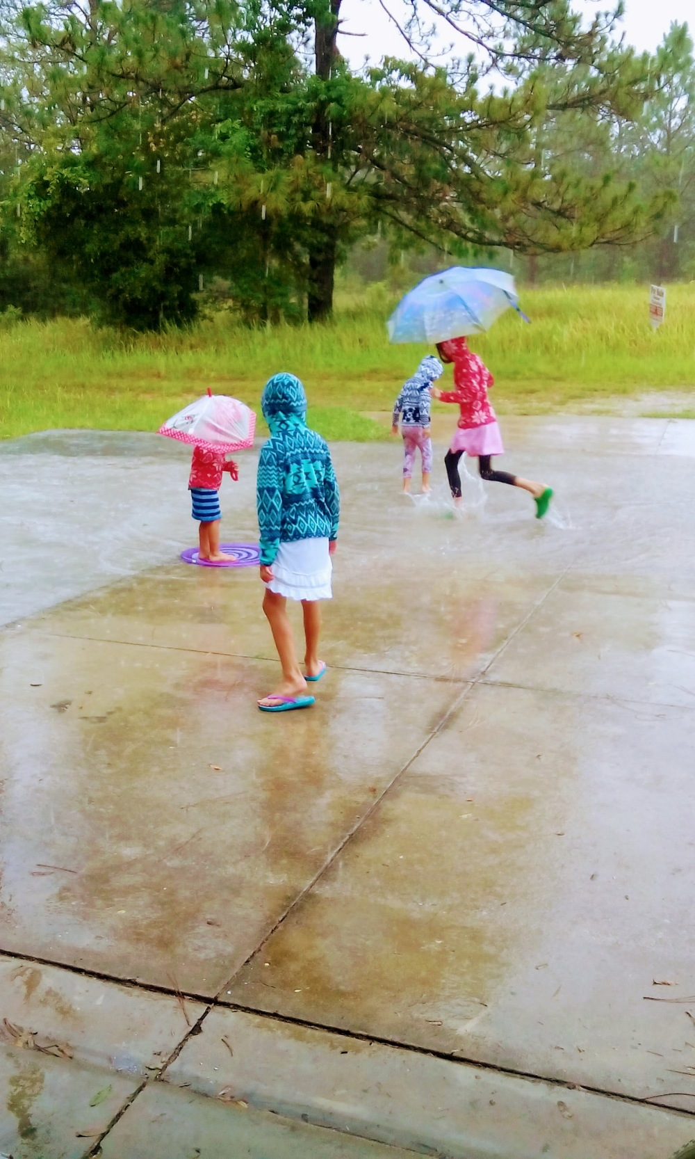 Rain Play III