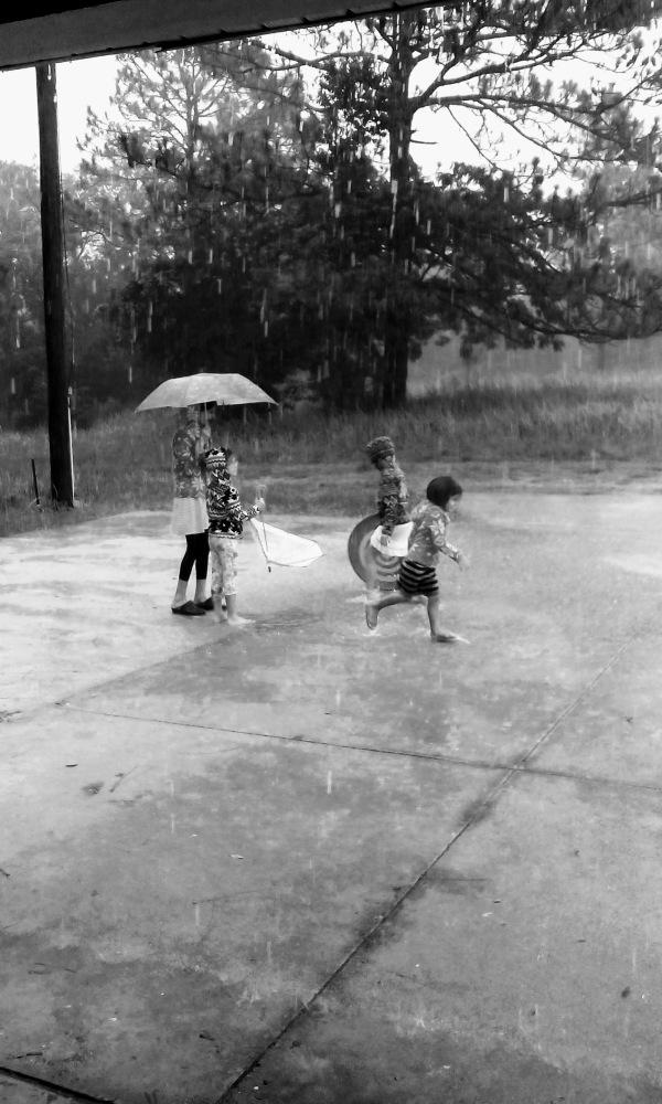 Rain Play IV