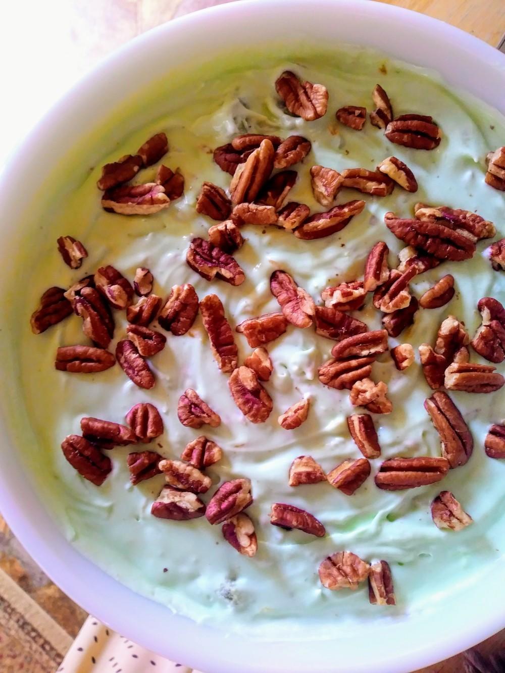 pistachio ambrosia