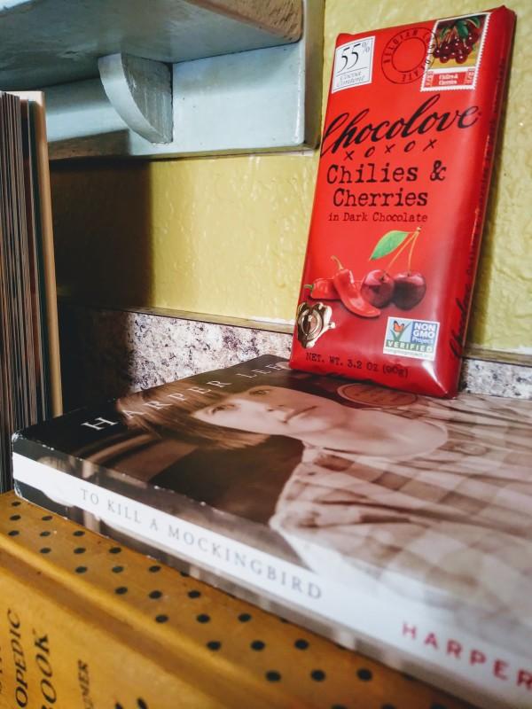 Chilies & Cherries II