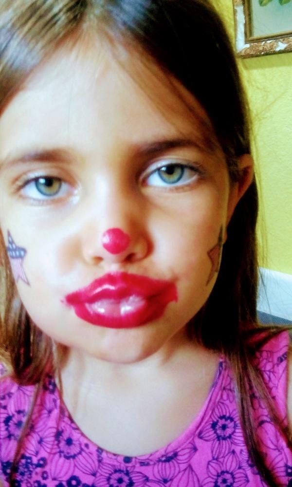 Clown Kisses
