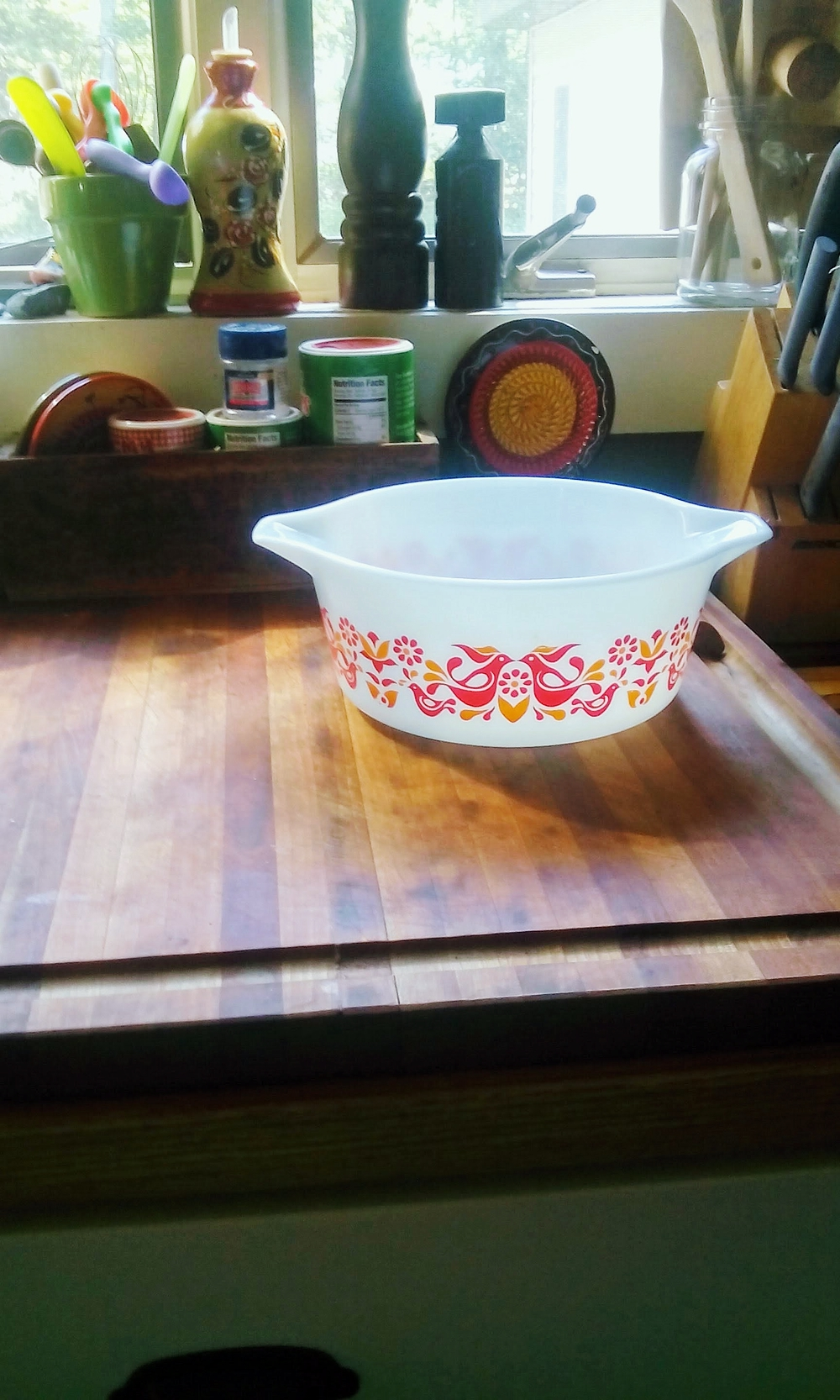 Glowing Casserole Dish II