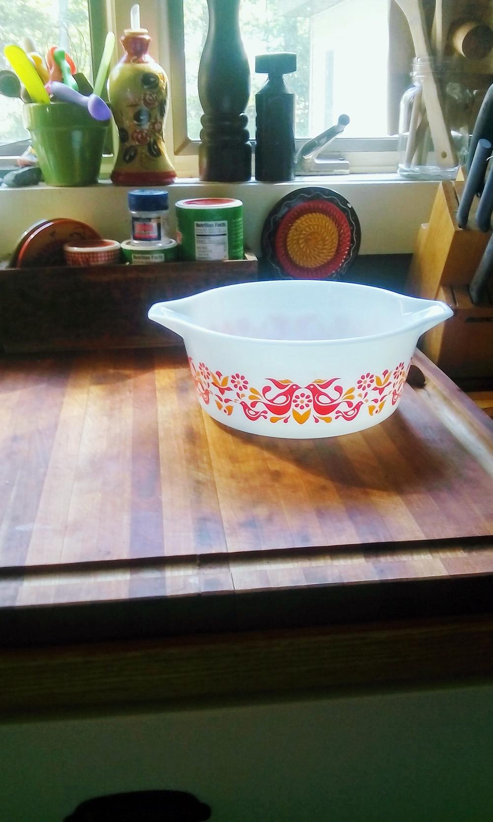 Glowing Casserole Dish II