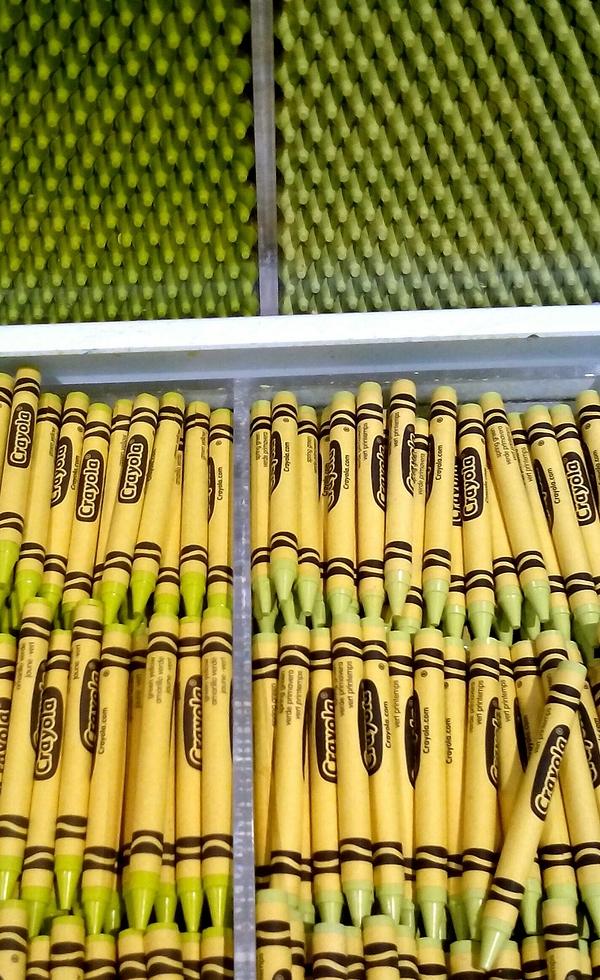 Crayons II