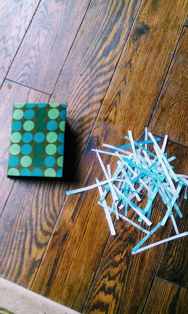 Dots and Paper Strips II